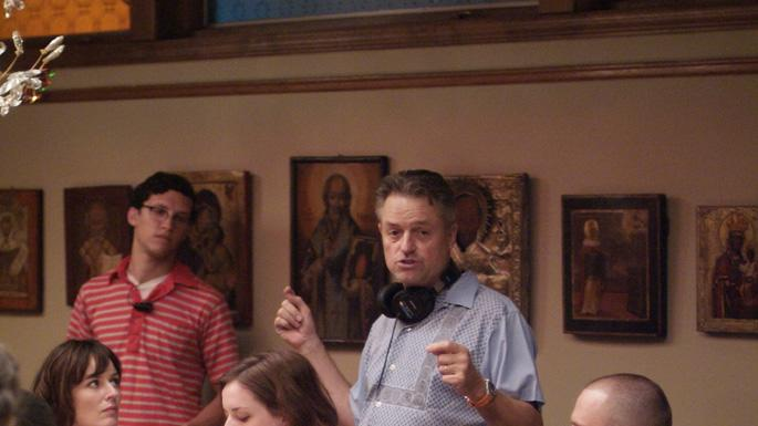 Director Jonathan Demme Rachel Getting Married Production Stills Sony Pictures Classics 2008