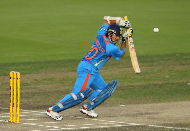 India v Sri Lanka - Tri-Series Game 11