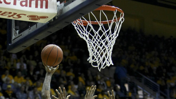 NCAA Basketball: Oregon at California