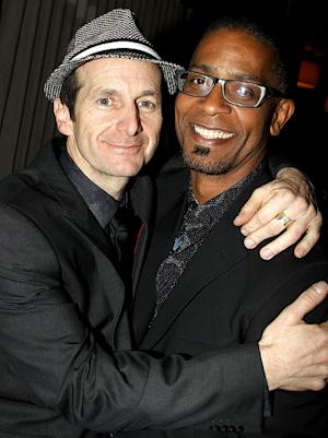 True Blood Star Denis O'Hare, Husband Hugo Redwood Planning to Adopt!
