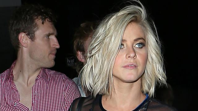 Julianne Hough Suffers Major Nip Slip After 'Dancing With the Stars' Finale