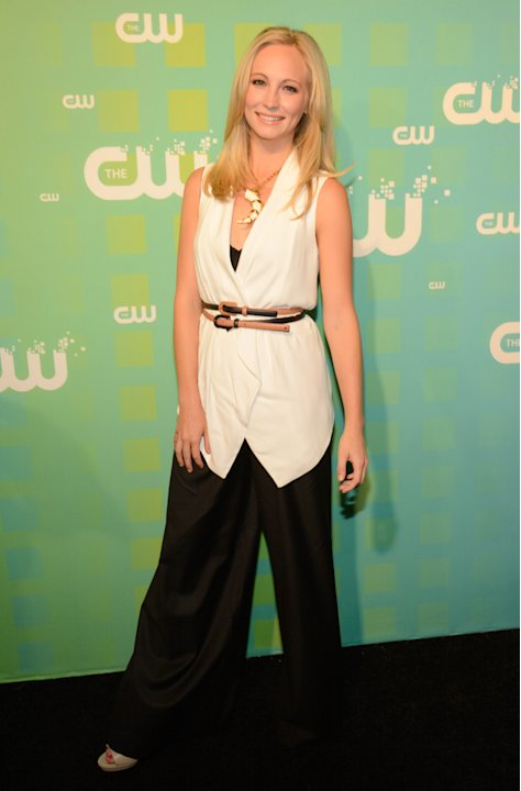 The CW 's 2012 Upfront - Candice …