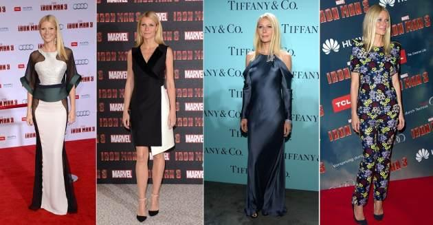 The Many Styles Of Gwyneth Paltrow -- Getty Images / WireImage