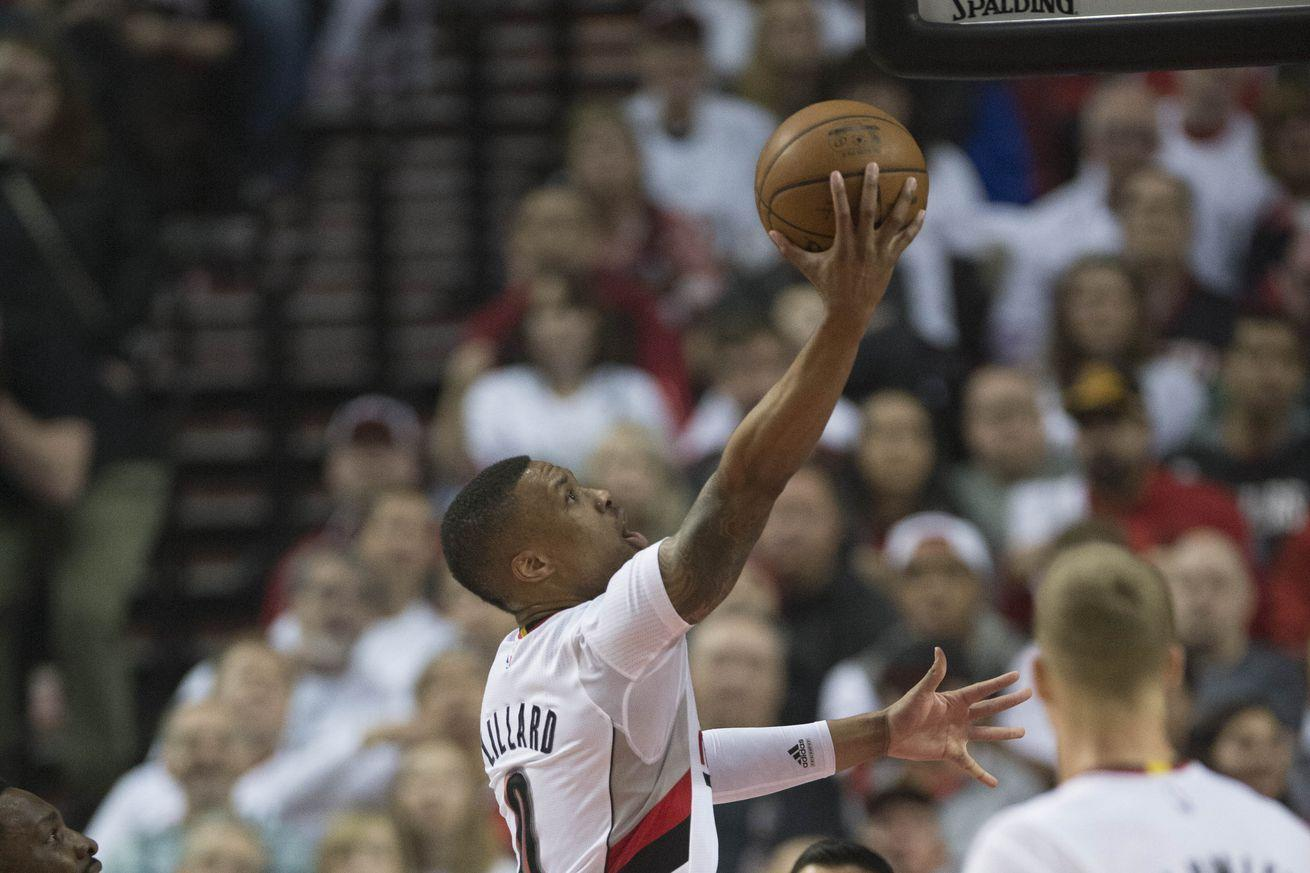 Clippers vs. Blazers, 2016 NBA playoff results: Portland advances after 106-103 win vs. depleted Los Angeles