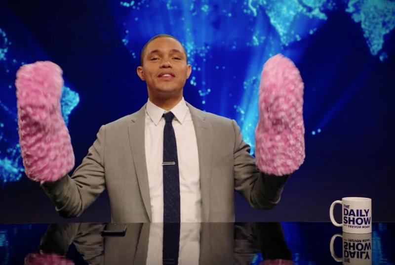 Comedy Central hid secret Daily Show clips in Google searches for Trevor Noah