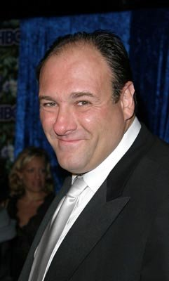 James Gandolfini HBO Party 55th Annual Emmy Awards After Party - 9/21/2003
