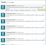 Syrian Electronic Army Telegraph
