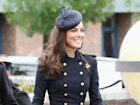Kate Middleton Dalam Balutan Coat Dress