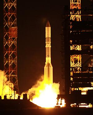 Russian Proton Rocket Suffers Launch Failure