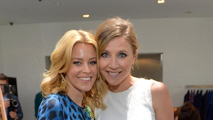 Versace, Vanity Fair, And Elizabeth Banks Luncheon Benefitting Vital Voices Global Partnership