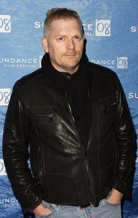 """Writer/director Randall Miller arrives at the premiere of the film """"Bottle Shock"""" during the second day of the 2008 Sundance Film Festival in Park City, Utah"""