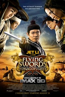 Poster of Flying Swords of Dragon Gate