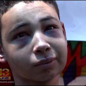 Baltimore Teen Reportedly Beaten By Israeli Forces