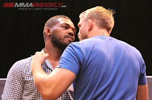 Alexander Gustafsson Agrees to Rematch at UFC 177 in August, but Awaiting Word from Jon Jones