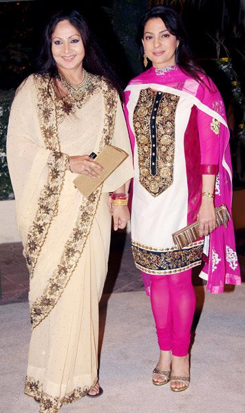 Rare photos of Juhi Chawla