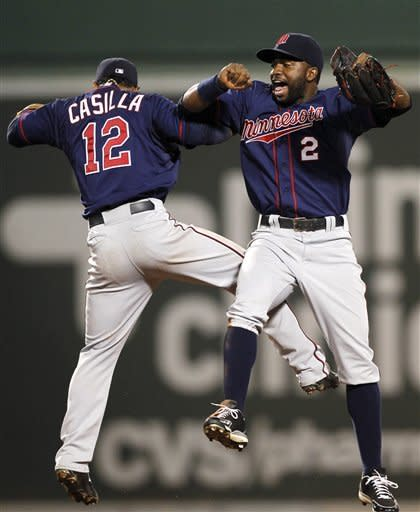 Mauer's 3-run HR lifts Twins past Red Sox 6-4