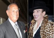 John Galliano : une collaboration prolonge avec Oscar de la Renta ?
