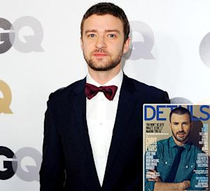 "Justin Timberlake: I Looked ""Like a Moron"" When I Was in 'N Sync"