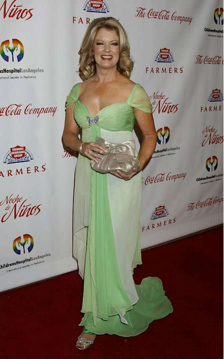 Mary Hart arrives at the 3rd Annual &quot;Noche de Ninos&quot; Gala at The Beverly Hilton Hotel on May 9, 2009 in Beverly Hills, California. 