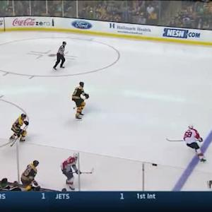 Panthers at Bruins / Game Highlights