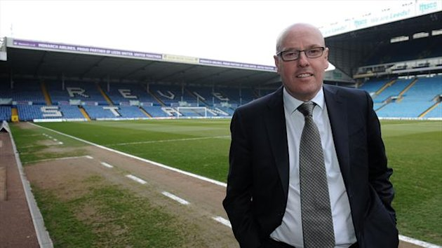 Brian McDermott, Elland Road (PA Photos)