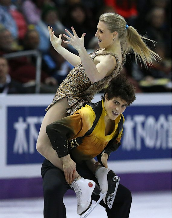 2013 ISU World Figure Skating Championships - Day 4