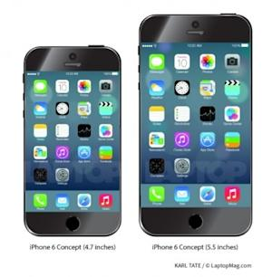 iPhone 6 Expected in Two Sizes This September