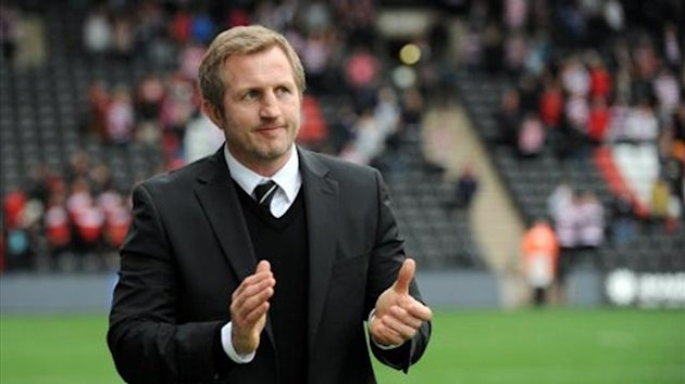 Denis Betts, Widnes Vikings head coach