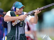 Australian shooter Michael Diamond finished fourth at the opening World Cup event in Acapulco