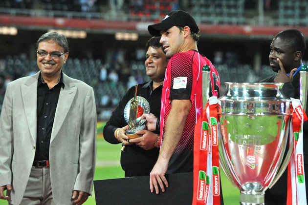 CLT20 Final: bizhub Highveld Lions v Sydney Sixers