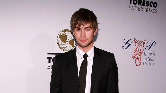 Chace Crawford at the Angel Ball in New York City - 10/29/2007