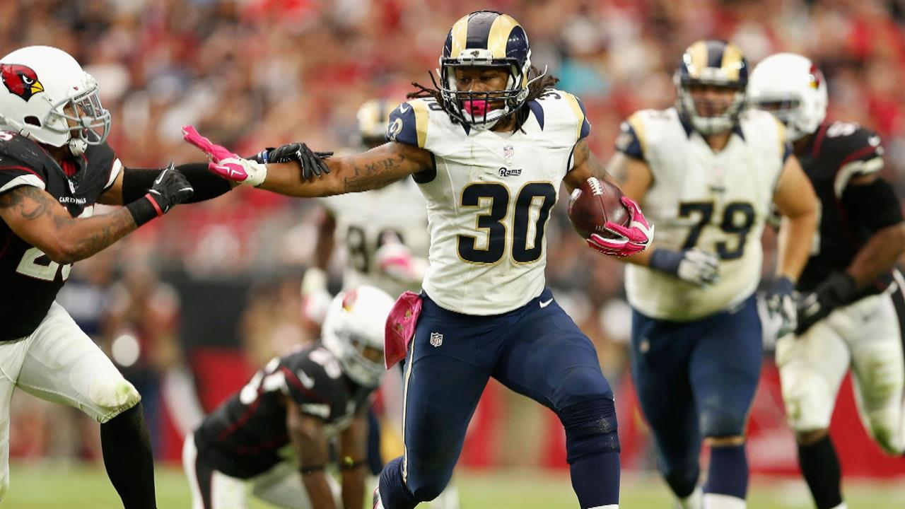 Do Rams have fighting chance vs. Packers?
