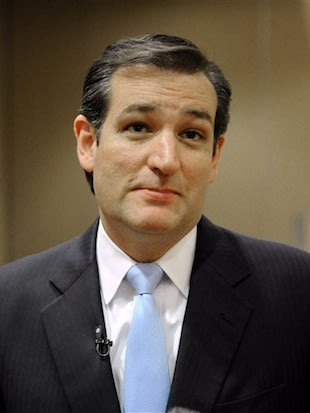 Tea partier Ted Cruz forces Texas Senate runoff