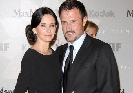 David Arquette et Courteney Cox divorcent