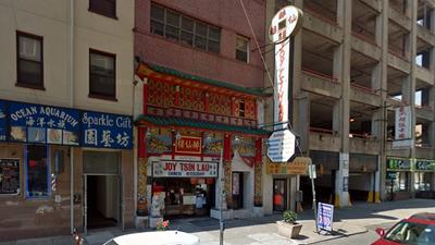 Giant Group of Lawyers Falls Ill After a Chinatown Banquet
