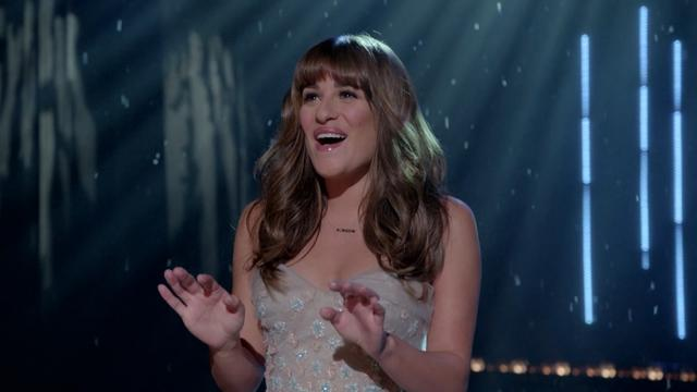 EXCLUSIVE! Lea Michele Spills Secrets from the Set of 'Glee's Final Season