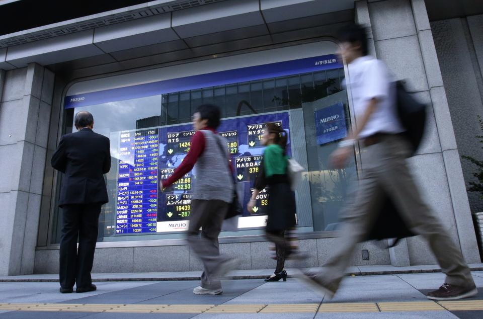 Asia stock markets calm despite US govt shutdown