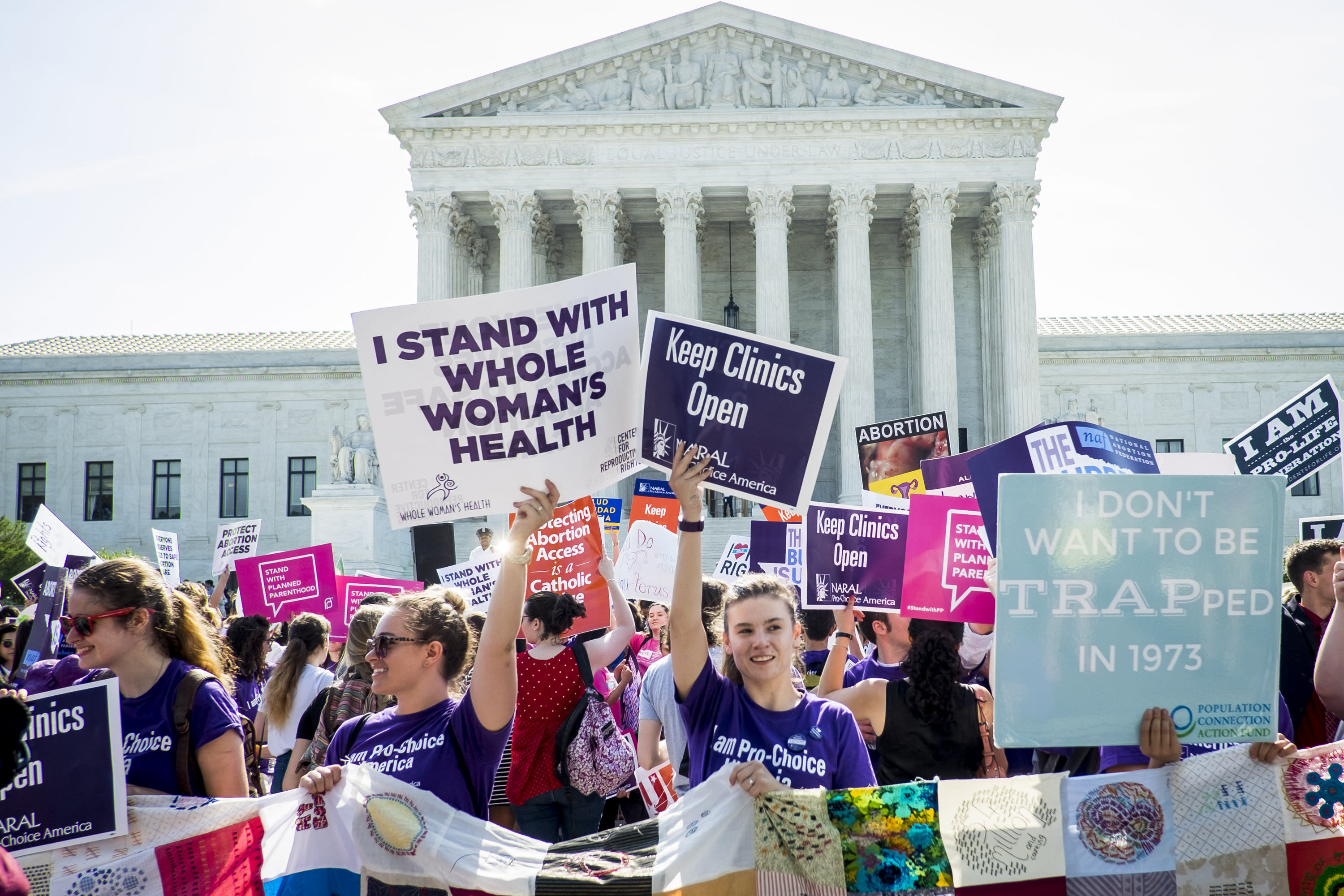 Planned Parenthood Challenges Anti-Abortion Laws