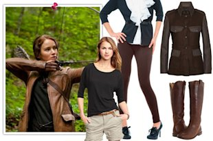 A Little Katniss Daywear