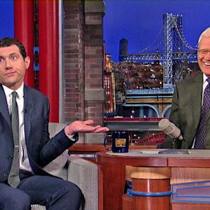 Billy Eichner on How Joan Rivers Helped Launch His Career - David Letterman