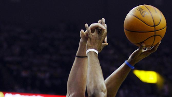 Memphis Grizzlies' Marc Gasol (33), of Spain, defends against Los Angeles Clippers' Chris Paul (3) during the first half of Game 2 in their first-round NBA basketball playoff series in Memphis, Tenn., Wednesday, May 2, 2012. (AP Photo/Danny Johnston)