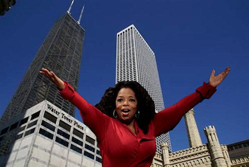 Oprah Finally Ditches Her Massive Water Tower Place Condo