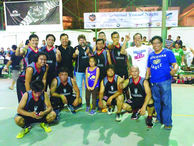 Hyundai Centennial enters 2013 Orient Watch-JBL Inter-Naghi finals