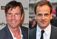 Dennis Quaid, Johnny Lee Miller  | Photo Credits: Paul Archuleta/FilmMagic; Jon Furniss/WireImage