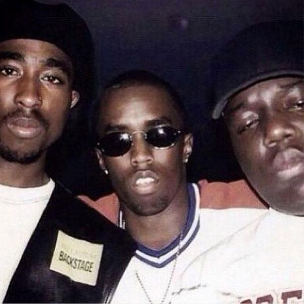 Documentary Alleges Diddy Took Out Hit on Tupac and Suge Knight, and Knight Retaliated with Hit on Biggie
