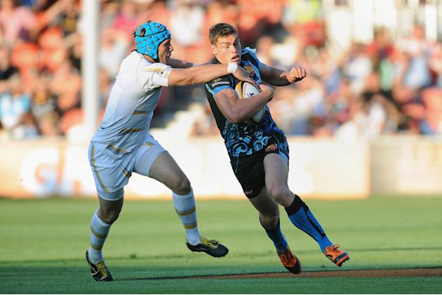 Rugby Union - J.P. Morgan Asset Management Premiership Rugby 7s - Group A - Exeter Chiefs 7's v Worcester Warriors 7's - Kingsholm