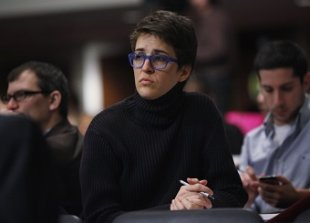 Maddow staff kicked out of O'Donnell headquarters