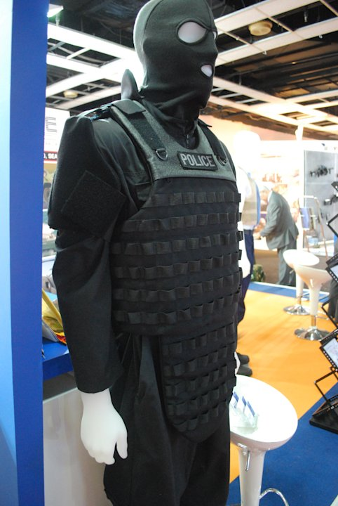 Dyneema Body Armour