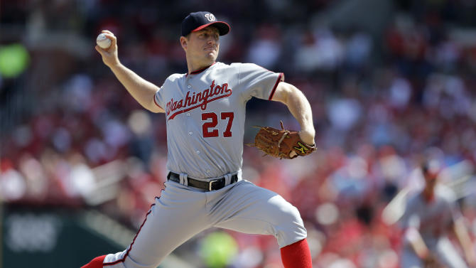 Zimmermann gets $24M, 2-year deal from Nationals