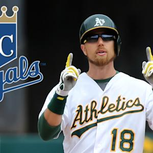 Ben Zobrist traded to the Royals